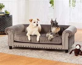 Hondenbank & Hondensofa Hondenbank Manchester Grijs