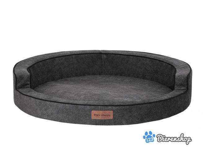 Dog's Lifestyle Hondenmand Indy Misty Antraciet 100cm