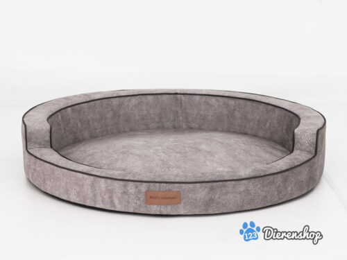 Hondenmand Indy Misty Taupe 100cm