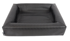 Bia Bed Hondenmand Bia Bed Square Zwart 100cm