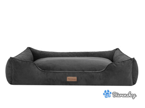 Hondenmand Dog's Lifestyle Indira Cordu Antraciet