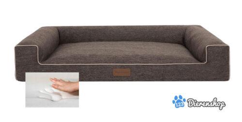 Orthoptische hondenmand Lounge Bed Inari Bruin 100cm