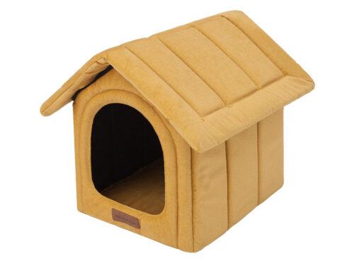 Dog's Lifestyle Dog's Lifestyle hondenhuisje Velvet Royal Gold