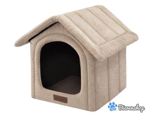 Dog's Lifestyle Hondenhuisje Dog's Lifestyle Cordu Beige
