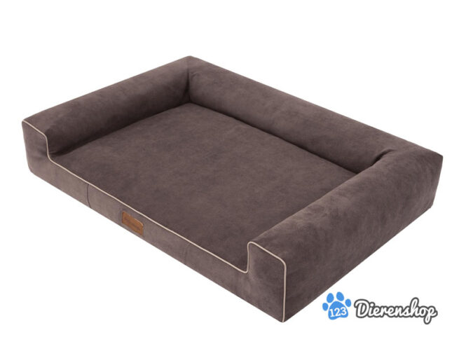 Geen categorie Hondenmand Lounge Bed Cordu Bruin 100cm