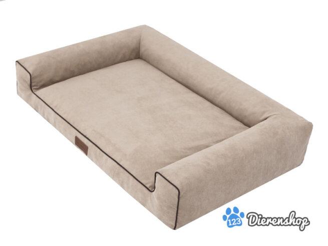 Geen categorie Hondenmand Lounge Bed Cordu Beige 100cm
