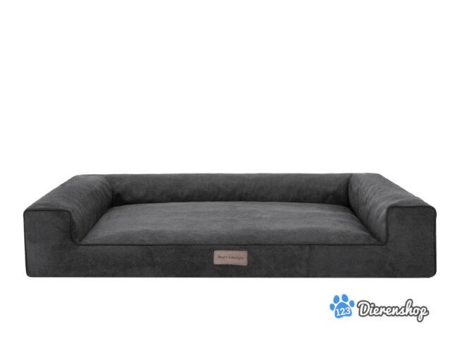Geen categorie Hondenmand Lounge Bed Cordu Antraciet 100cm