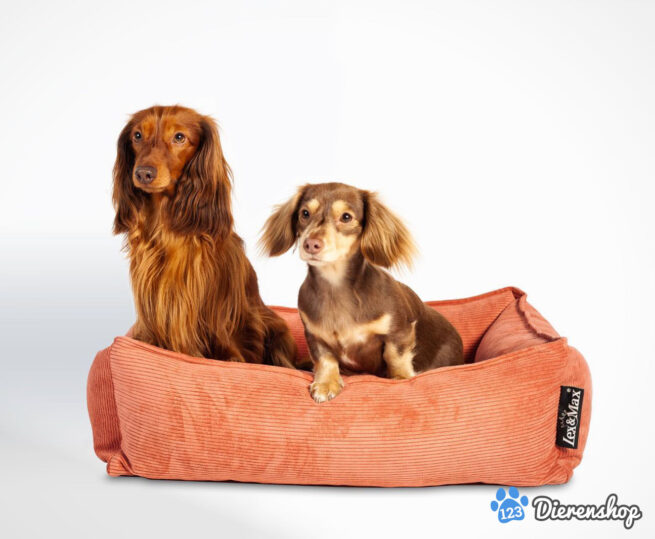 Hondenmanden Lex & MAx Hondenmand Chicago Gravel
