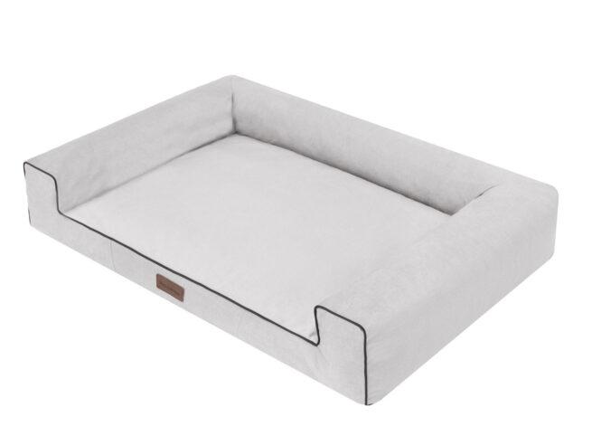 Dog's Lifestyle hondenmand Lounge Bed Velvet Crème