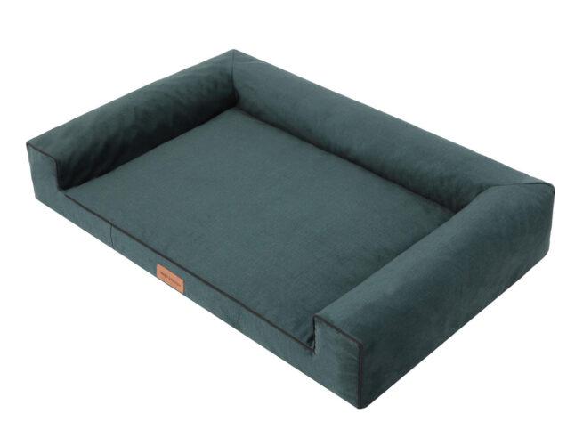 Dog's Lifestyle Hondenmand Lounge Bed Velvet Groen