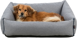Merken Hondenmand Trixie Tommy Grijs