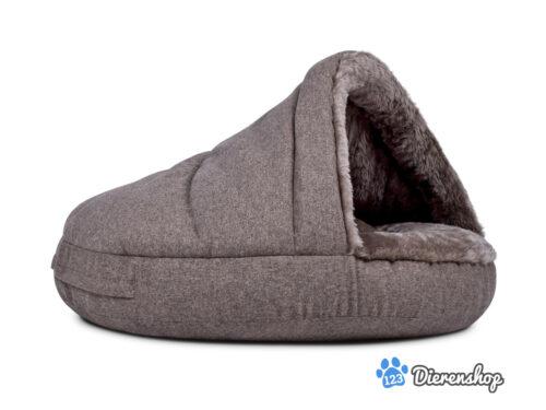 Geen categorie Hondenmand Snuggle Cave Comfort Bruin-Grijs 120cm
